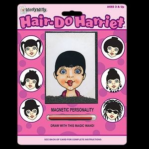 Other - WoolyWilly Hair-Do Harriet Magnetic Personality